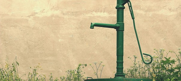 water well hand pump youngsville
